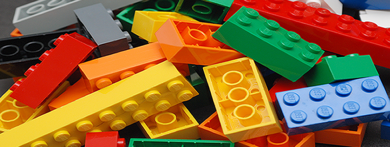 Lego Free Play@the Library (K-5th Grades): January 20th at 2:00 pm