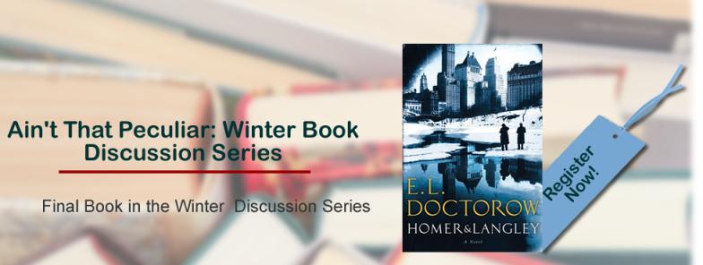 Winter Book Discussion: Monday, April 10th