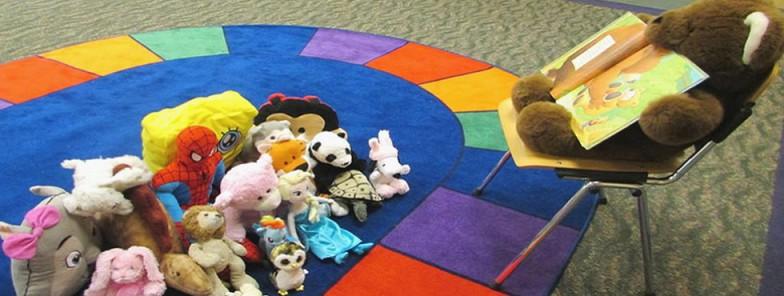 Stuffed Animal Sleepover!: Thursday, June 29th