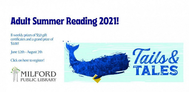 Adult Summer Reading 2021