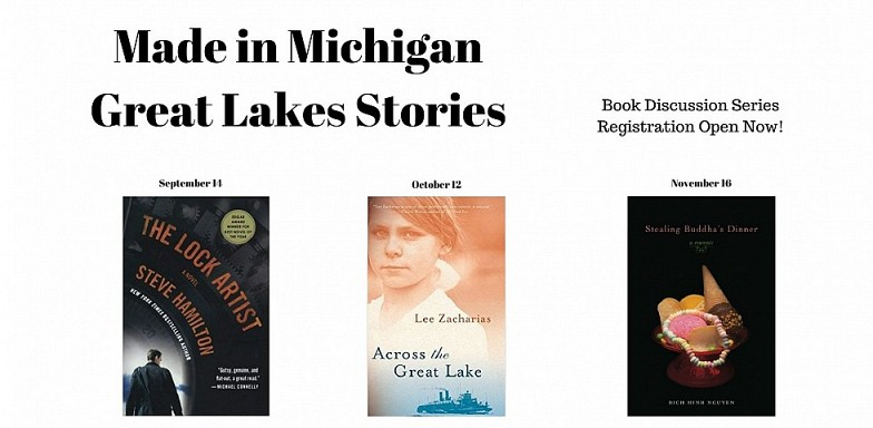 Fall Book Discussion Series