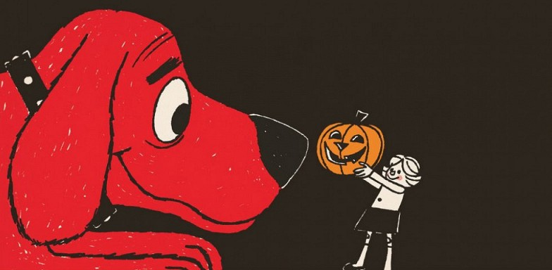 Clifford's Halloween and Parade: Tuesday, October 23rd 10:00-11:00 am