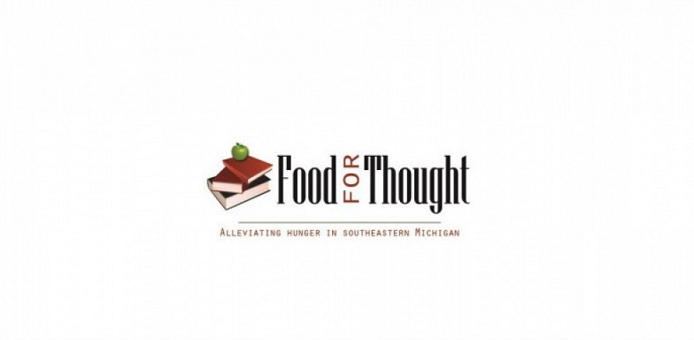 Food for Thought Runs Now through April 29th: Bring in Nonperishable Food to Help Feed Families in our Community
