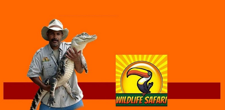 Nelson's Animal Safari for Ages 3-12: Monday, July 22nd  10:30-11:30 am
