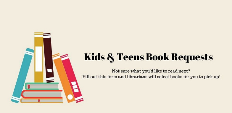 Youth & Teen Book Requests