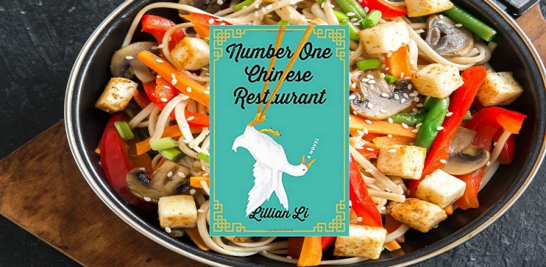 An Evening with Lillian Li, Michigan Author of the Number One Chinese Restaurant: Monday, April 22nd