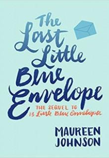 Lost Little Blue Envelope