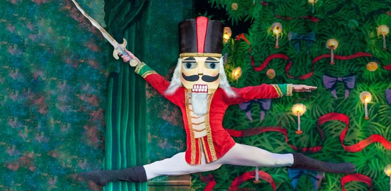 Modern Messages Dance Co. Presents The Nutcracker Story with Dance: Wednesday, December 19th at 6:45 pm