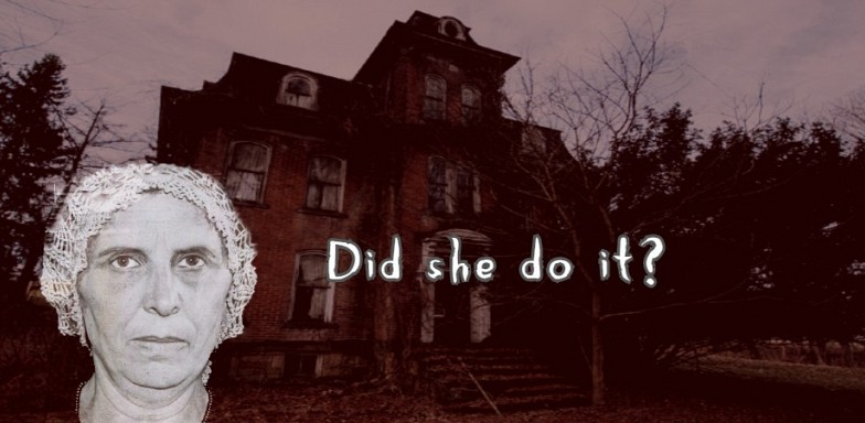 The Witch of Delray: Detroit's Infamous 1930's Murder Mystery on  Tuesday, October 29th